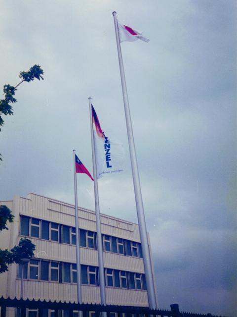 stenzel flagge