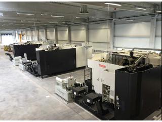Mazak HCN 10800 FMS system 3 machines
