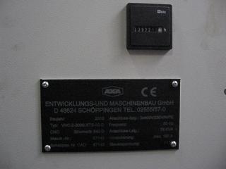 Fräsmaschine AXA VHC 2/3000 XT /50 D-3