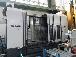 Fräsmaschine AXA VSC 3 XTS-0