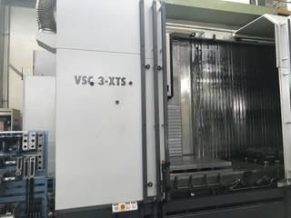 AXA VSC 3 XTS, Fräsmaschine Bj.  2007-1