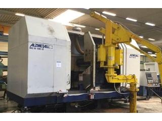 Alzmetall BAZ 35 CNC LB, Fräsmaschine Bj.  2000-2