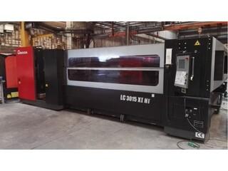 Amada LC 3015 X1 NT 4000 W Laserschneidanlagen-0
