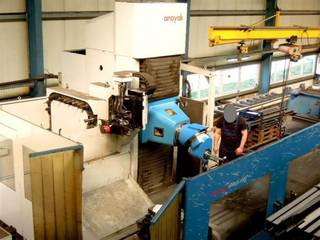 Anayak VH Plus 4000 Bettfräsmaschinen-0
