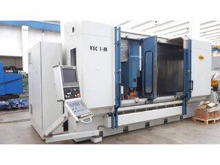 Axa VSC 1 M, Fräsmaschine Bj.  2003-6