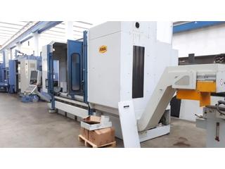 Axa VSC 1 M, Fräsmaschine Bj.  2003-7