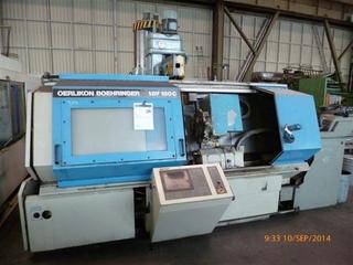 Drehmaschine Boehringer VDF 180 CU / DL 1000-2