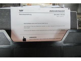 Drehmaschine Boehringer VDF 180 CU / DL 1000-7