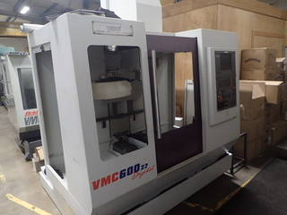 Fräsmaschine Bridgeport VMC 600 / 22-1