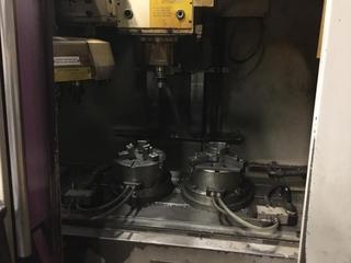 Fräsmaschine Bridgeport VMC 600 - 22 Digital-1