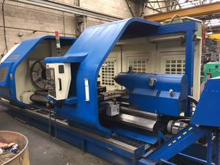 Broadbent LC45 Flat Bed CNC Oil Country Lathe