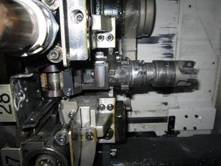 Brother TC 32B QT, Fräsmaschine Bj.  2012-11