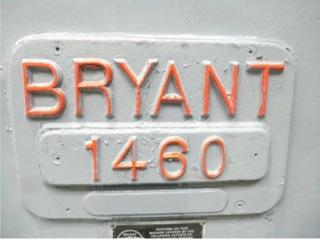 Schleifmaschine Bryant 1460-7