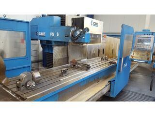 CME FS 6 x 4000 Bettfräsmaschinen-1