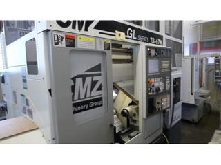 Drehmaschine CMZ TB 67M GL6-0