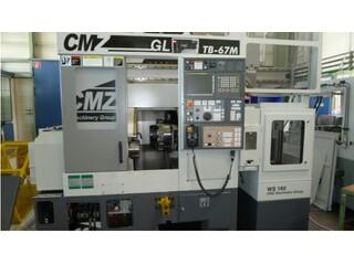 Drehmaschine CMZ TB 67M GL6-3