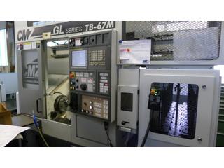 Drehmaschine CMZ TB 67M GL6-6