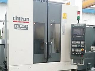 Fräsmaschine Chiron FZ 15 KS Highspeed-4