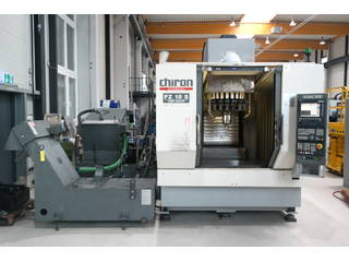 Chiron FZ 18 S Highspeed, Fräsmaschine Bj.  2005-4