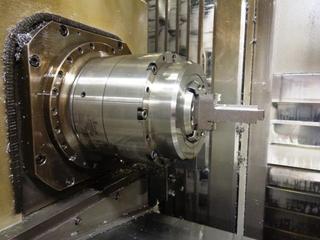 Fräsmaschine Chiron Mill 800-3