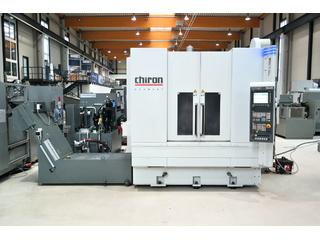 Chiron Mill FX 800 baseline, Fräsmaschine Bj.  2016-0