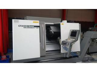 DMG CTX 420 V3 linear, Bj.