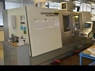 DMG CTX 520 linear V4, Bj.
