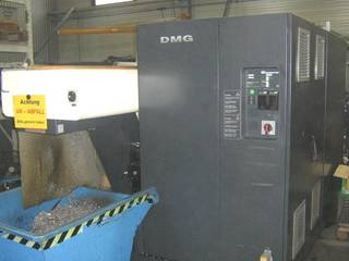 Drehmaschine DMG CTX beta 500-3