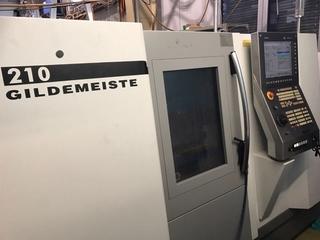 Drehmaschine DMG CTX 210-0