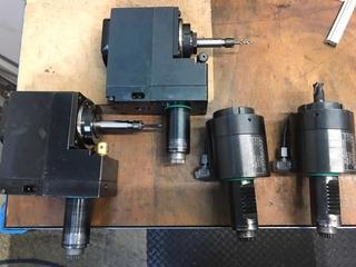 Drehmaschine DMG CTX 210-3