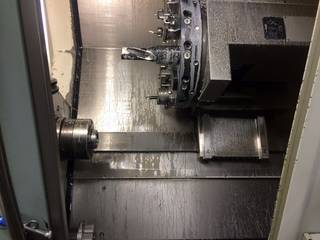 Drehmaschine DMG CTX 310 V3-1