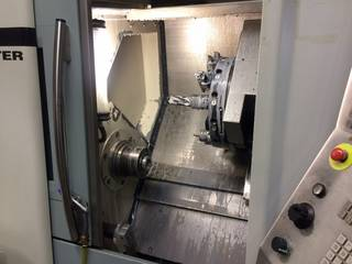 Drehmaschine DMG CTX 310 V3-12