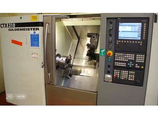 Drehmaschine DMG CTX 310 V3-2