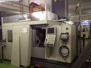 Drehmaschine DMG CTX 310 V4 ISM-1