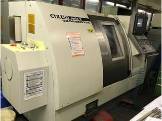DMG CTX 400 ser. 2, Bj.