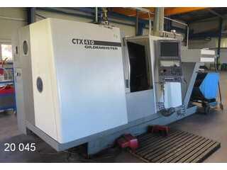 DMG CTX 410 V3