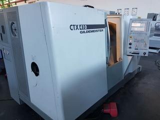Drehmaschine DMG CTX 410 V3-5
