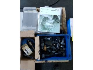 Drehmaschine DMG CTX 410 V3-8