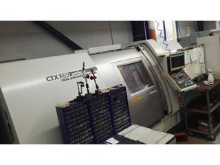 Drehmaschine DMG CTX 500 Serie 2-0