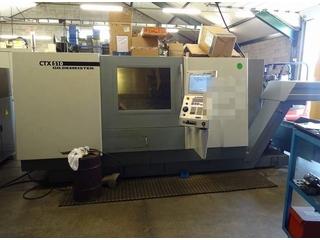 Drehmaschine DMG CTX 510-0
