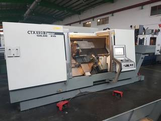 DMG CTX 520 linear x 1300