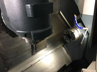 Drehmaschine DMG CTX Beta 1250 TC-6