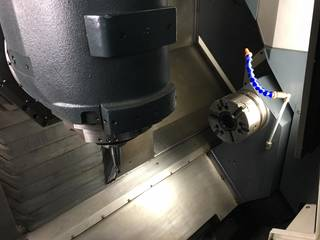 Drehmaschine DMG CTX Beta 1250 TC-1