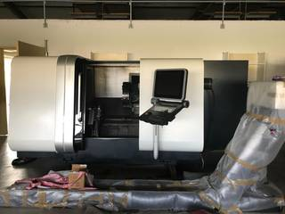 Drehmaschine DMG CTX beta 800 -4