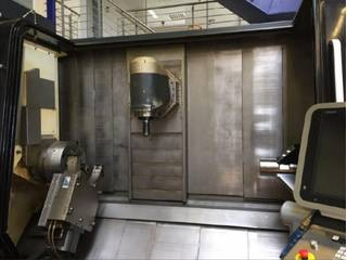 Drehmaschine DMG CTX gamma 2000 TC-1