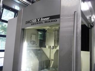 DMG DMC 105 V Linear, Fräsmaschine Bj.  2007-1