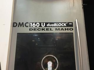 Fräsmaschine DMG DMC 160 U duoBlock H/V -3