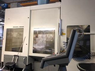 DMG DMC 200 U, Fräsmaschine Bj.  2002-6