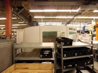 Fräsmaschine DMG DMC 60 H - RS4-4
