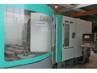 Fräsmaschine DMG DMC 60 H - RS4-5